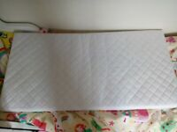 Mothercare Cot / Toddler Bed Mattress - In VGC