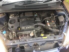 Toyota Yaris 1.2 vvti