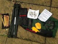 HILLEBERG NAMMATJ 2GT Black Label 2 Person Tent Footprint PLUS LOTS Accessories RRP £1,137 Used x 3!