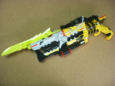Kyoryuger Gabu Revolver GABURI CALIBUR set Power Rangers Dino Charge Bandai