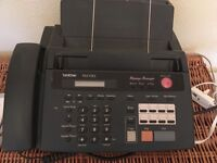 FREE Fax with answering phone