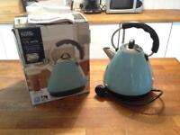 George Fast Boil 1.7L Pyramid Kettle, £15