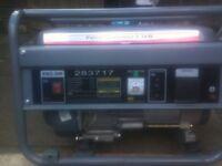 Petrol generator 2.3kw
