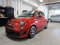 2013 Fiat 500 SPORT PLUS TURBO *CUIR/MANUEL*
