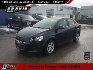2016 Chevrolet Sonic LT Auto JUST ARRIVED, REAR VISION CAMERA...