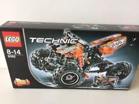 LEGO- Technic 9392 Quad Bike (age 8-14)