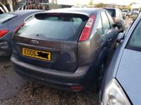 Ford Focus MK 3 Tailgate in Grey inc Glass 2005