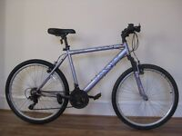 A second-hand bike for sale in Acton for only 50GBP
