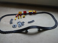 DUPLO train set
