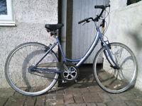 Ladies Viking Downtown Town Bike