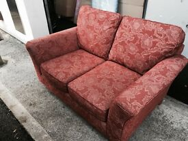 Immaculate 2 seater sofa (FREE DELIVERY)