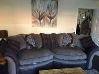 Sofa and love chair forsale