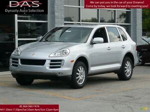 2008 Porsche Cayenne PREMIUM LEATHER/SUNROOF