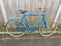 Vintage Gents Puch Elegance. 1977. Great Condition. Free Lock, Lights, Delivery