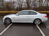 BMW 330i M Sport Automatic Coupe - Recent ABS + Water Pump + Service