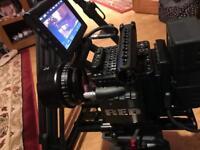 Red epic mysterium x 5k cinema camera