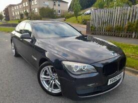 image for BMW, 7 SERIES, Saloon, 2012, Semi-Auto, 2993 (cc), 4 doors