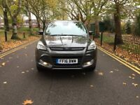 2016 Ford Kuga 2.0 TDCi Zetec 5 door | Very low miles | Diesel | Like Qashqai Zafira Galaxy Sharan