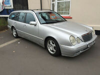 Mercedes-Benz E Class 3.2 E320 CDI Avantgarde - Estate, 7 Seater, 9 service, 12 Months MOT, 3 Owners