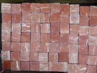 Rojo Alicante Spanish Marble tiles