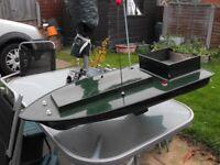 Broadland bait boat