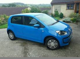 Vw UP! For sale *NEW MOT* just serviced* LOW MILEAGE *