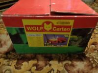 Wolf Electric Garden Scarifier Boxed Like New