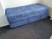 Large single bed - excellent condition