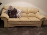 Comfy 3 Seater Sofa For Sale