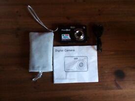 PowerLead Pcam PDC001 2.7 inch TFT LCD HD Mini Digital Camera