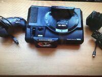 Sega Mega Drive With 4 Great Games