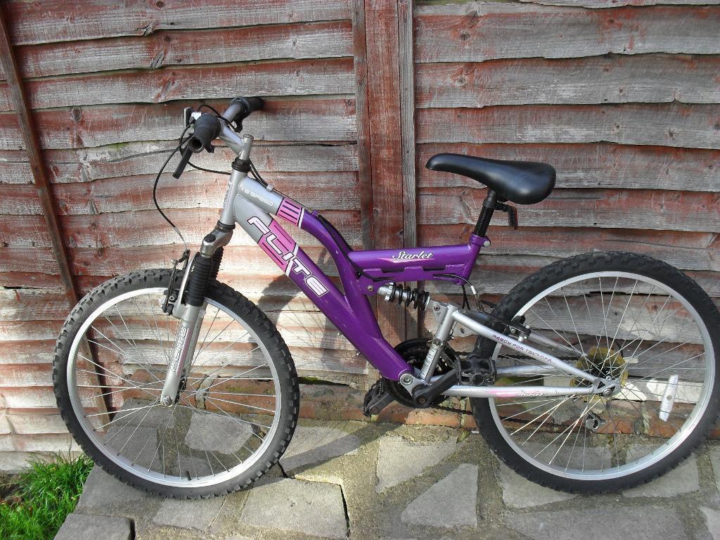 starlite flight 18 speed mountain bike