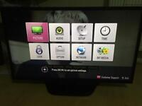 """LG 39"""" tv led HD with Freeview 1080p"""