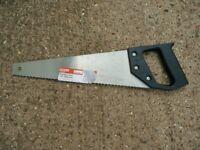 "Homebase Toolbox / Tool Box Hand Saw 14"" (350mm) 45 and 90 Degree Adjustable Handle"
