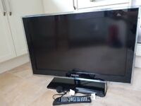 32inch Samsung D580 series widescreen full HD 1080p LCD TV