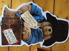 Lovely Paddington Bear Jigsaw Puzzle