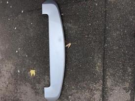 Vauxhall Astra Mk5 spoiler
