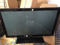 "Samsung LCD TV 43"""