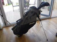 Mizuno Golf Clubs and Bag