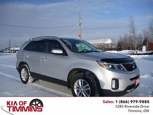 2014 Kia Sorento LX AWD Heated Seats Bluetooth