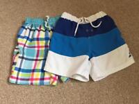 Boys shorts/swimmers