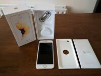 Sim Free Apple iPhone 6s 64GB Mobile Phone - Gold