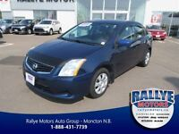 2010 Nissan Sentra 2.0 S, Auto, Air, Trade-in