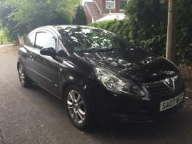 Vauxhall Corsa 1.2L with 12 Months MOT