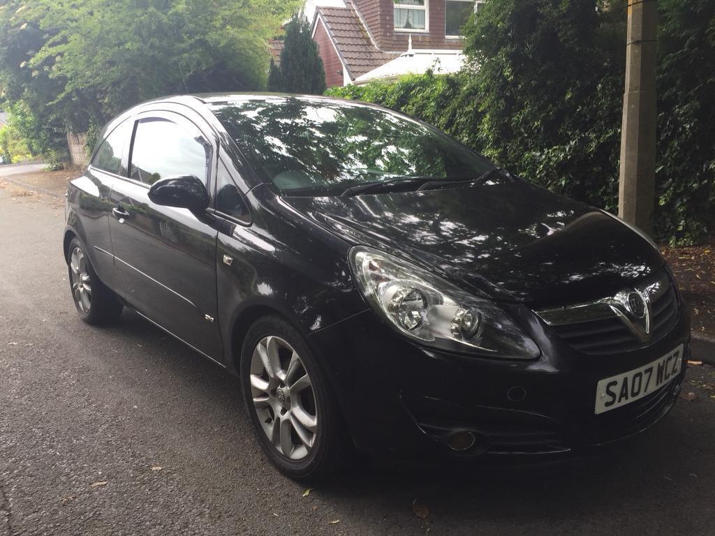Vauxhall Corsa 1.2L with 12 Months MOT