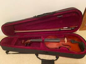 4/4 student violin from stringers