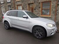 BMW X5 MSport (7 Seater) with panoramic roof