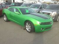 BLACK FRIDAY SUPER SPECIAL-2010 Chevrolet Camaro 1LT