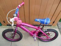 Girls Bike Age 5-8 Years