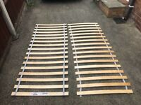 King size bed slats
